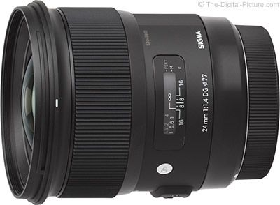 Sigma 24mm F 1 4 Dg Hsm Art Lens Review Art Lens Sigma Lenses Prime Lens