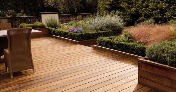 Decking Stain And Protector Available In Three Shades Home Tips Repairs