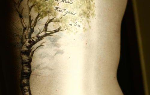 birch tree tattoo google search tattoo ideas pinterest birch tree tattoos tattoo and tatoos. Black Bedroom Furniture Sets. Home Design Ideas