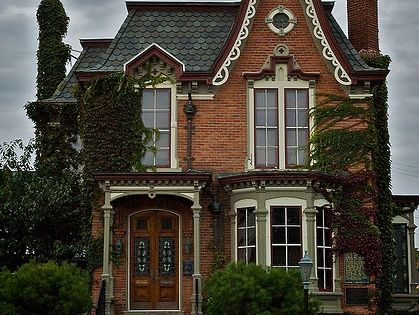 Brick Houses Gothic And House On Pinterest