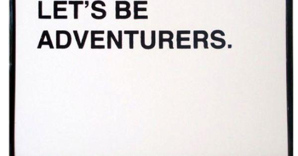 Adventurous mood