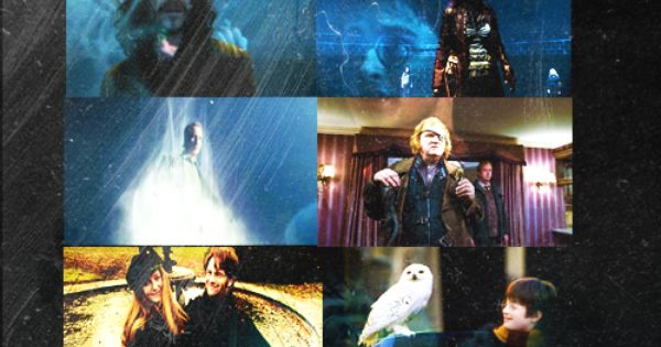 How Harry Potter deals with death and how it helped me through