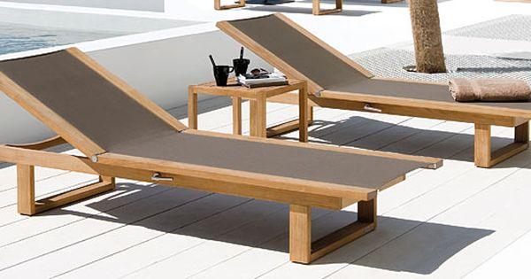 Gartenliege Vinci 2 Online Kaufen Bei Thomasgardener De Gartenliege Gartenmobel Design Holzliege