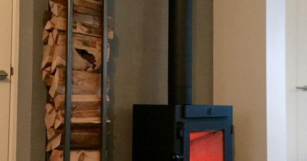 Pin van steelwork op haardhout opslag staal wood storage steel pinterest hout opslag - Studio opslag ...