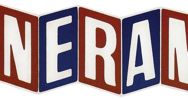 Cinerama Logo Png 1226 370 Logos Imax Ny City