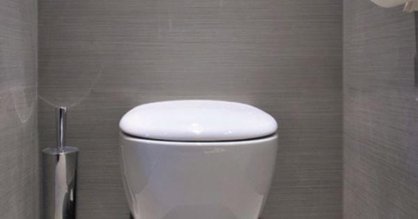 Overall look en tegels tegen de muur badkamer pinterest tegels muur en wc - Wc muur tegel ...