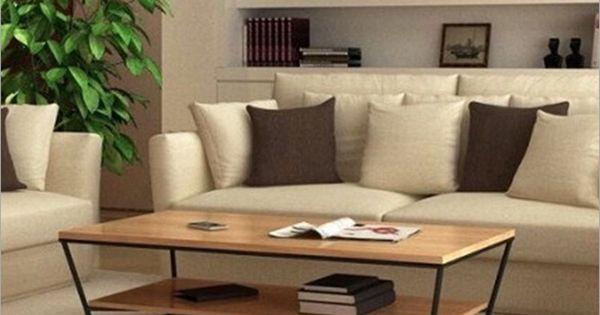 Goedkope amerikaanse land smeedijzeren houten salontafel hout trapeziumvormige dubbele woonkamer - Sofa smeedijzeren ...