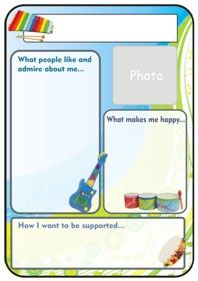 Profile Pictures For Kids : profile, pictures, Profiles, Character, Education, Activities,, Special, Needs, Kids,
