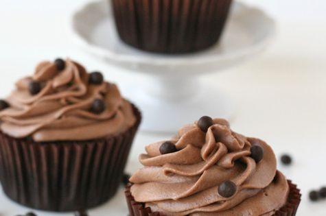 Chocolate Kahlua icing - use on basic chocolate cupcake recipe