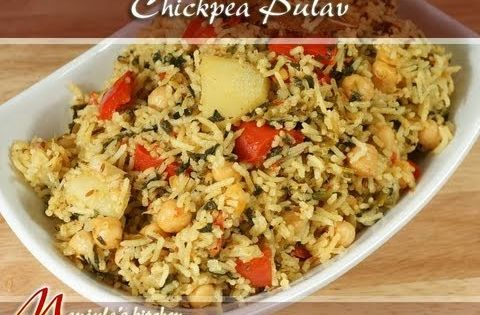 Biryani, Chickpeas and One pot meals on Pinterest