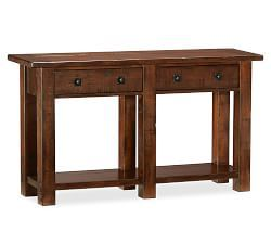 Console Tables Hall Tables Living Room Tables Pottery Barn