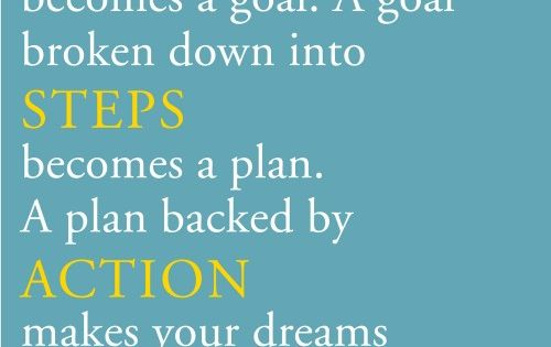 a dream written down.. Remember This, Numbers One, Dreams Big, Goals Quotes,