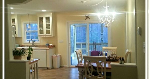 Eat In Kitchen Sherwin Williams Jersey Cream New Home