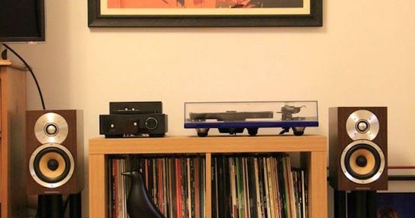 Meuble vinyle vinyles meuble vinyle et platines for Meuble platine vinyle