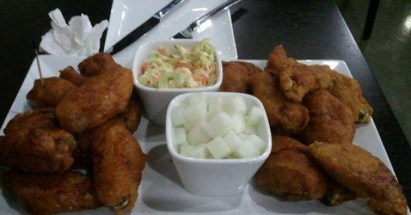 Bon chon chicken restaurant roster pinterest chicken for Athidhi indian cuisine sunnyvale ca