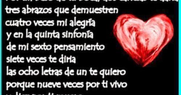 Por Un Beso De Tu Boca Dos Caricias Te Daría Poemas De Amor En Español Poemas De Amor Poemas Cortos Para Enamorar