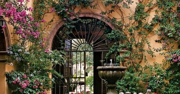 Mexican | Envy | Pinterest | Mexicans, Arch doorway and