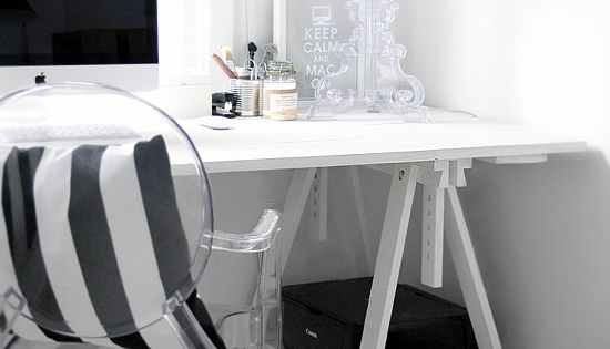 philippe starck ghost chair studio pinterest ghost chairs rustic desk and philippe starck. Black Bedroom Furniture Sets. Home Design Ideas