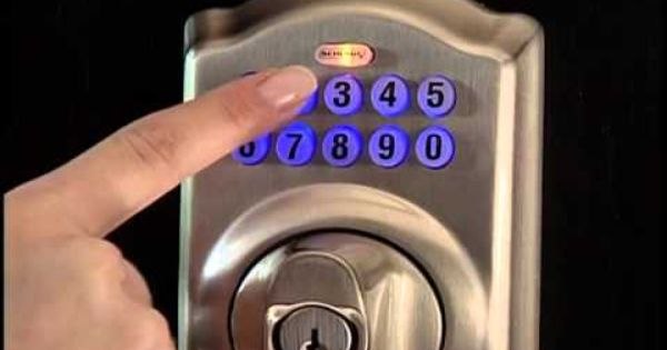 Schlage Be365 Ply 619 Plymouth Keypad Deadbolt Satin Nickel Reviews Keypad Deadbolt Satin Plymouth