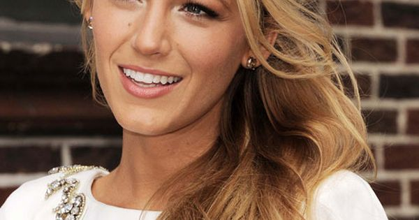 Blake Lively My Celebrity Crush That Hair Www Simply