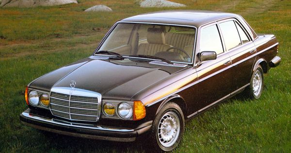 1985 Mercedes Benz 300d Turbo Favourite Cars Pinterest