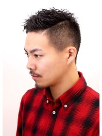 ディグズ ヘアー Digz Hair Digz Hair 原宿 ワイルドツイストショート ツイスト ショート メンズヘアカット 男性 髪型 ショート