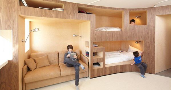 Cabeceras de tablaroca modernas buscar con google for A bedroom has a length of x 3