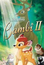 Bambi Ii 2006 Peliculas Viejas De Disney Peliculas Clasicas De Disney Peliculas De Disney