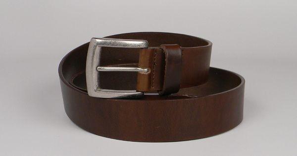 chromexcel belt brown