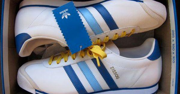 Team Zissou Adidas!