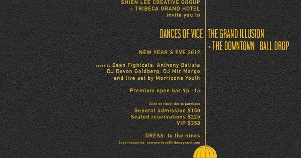 Pin By Annie Hackman On Gele Bode Invite Brainstorm Tribeca Grand Hotel Tribeca Grand Live Set