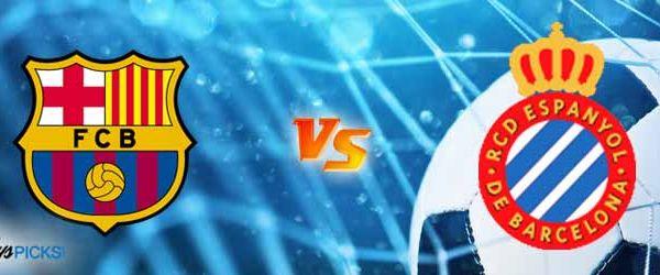 Barcelona Vs Espanyol Laliga Soccer 7 8 2020 Picks Predictions Previews In 2020 College Football Picks Soccer Soccer Predictions