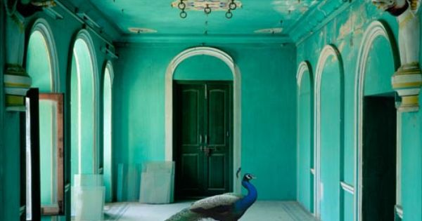 I'd paint a room in my house this color and I wouldn't