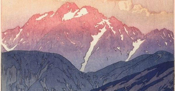 """Tsurugisan Morning"" 