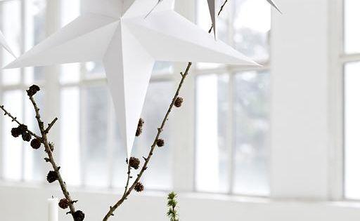 papiersterne in gedeckten farben weihnacht christmas pinterest xmas. Black Bedroom Furniture Sets. Home Design Ideas