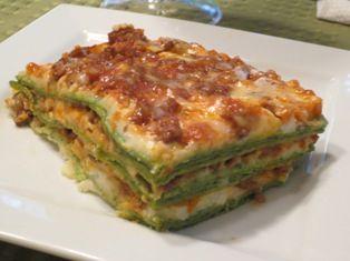Ricetta Lasagne Verdi Alla Bolognese.Lasagna Alla Bolognese Bologna Recipes Lasagna Verde Lasagna Bolognese