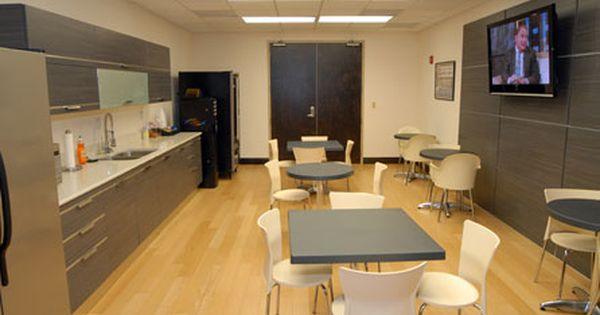 Grey White Hardwood Floor Workspace Ideas