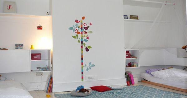 ... Chambre bébé scandinave  Pinterest  Jumeaux, Enfants et Child room