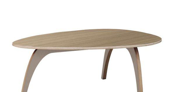 mod le table basse ovale bois tables basses pinterest. Black Bedroom Furniture Sets. Home Design Ideas