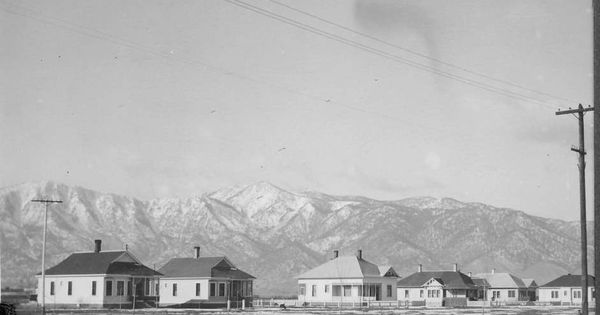 A view of mono avenue in minden nevada looking northwest for Depot minden
