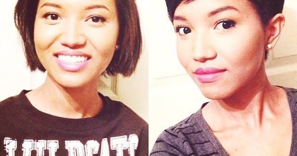 Before And After Short And Sassy Haircuts Pinterest