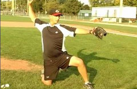How to Pitch a Baseball : Body Position Exercises for ...