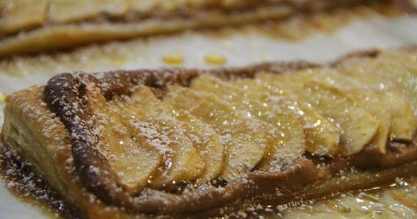 Coast With Me: Honeyed Apple Peanut Butter Tart | & Other Desserts ...
