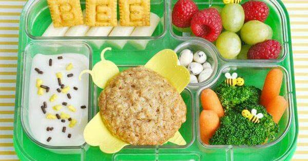 beeeee lunch kids food art pinterest school lunches bento box and bento lunchbox. Black Bedroom Furniture Sets. Home Design Ideas