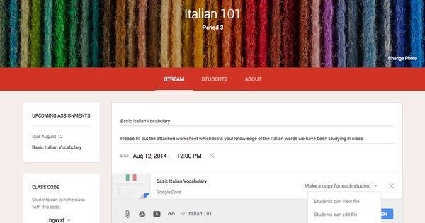 Official Google for Work Blog: More teaching, Less tech ...