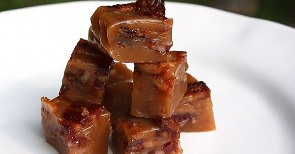 Chipotle, Caramel and Bacon on Pinterest