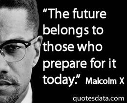 Picture Malcolm X Quotes Malcolm X Quotes Positive Quotes Quotes And Notes