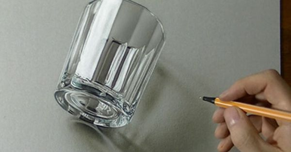 Check Out New Work On My Behance Portfolio 3d Drawing Of A Glass Http Be Net Gallery 37108145 3d Drawing O 3d Drawings 3d Art Drawing 3d Drawing Tutorial
