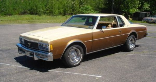 1979 Chevy Caprice 2 Door Chevrolet Impala American Classic Cars Chevrolet