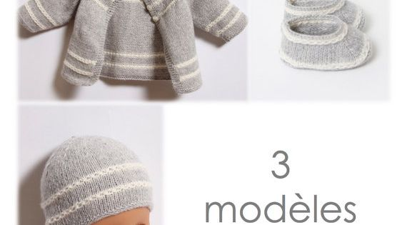 Knitting In Spanish Instructions : Baby set patterns knitting pattern instructions in